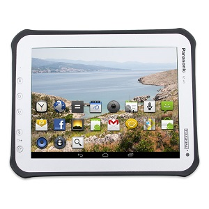 Panasonic FZ-A1 BD-51E3 Marvel DC Ütésálló Tablet