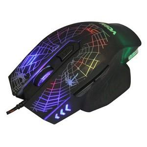 VCOM Gamer LED egér